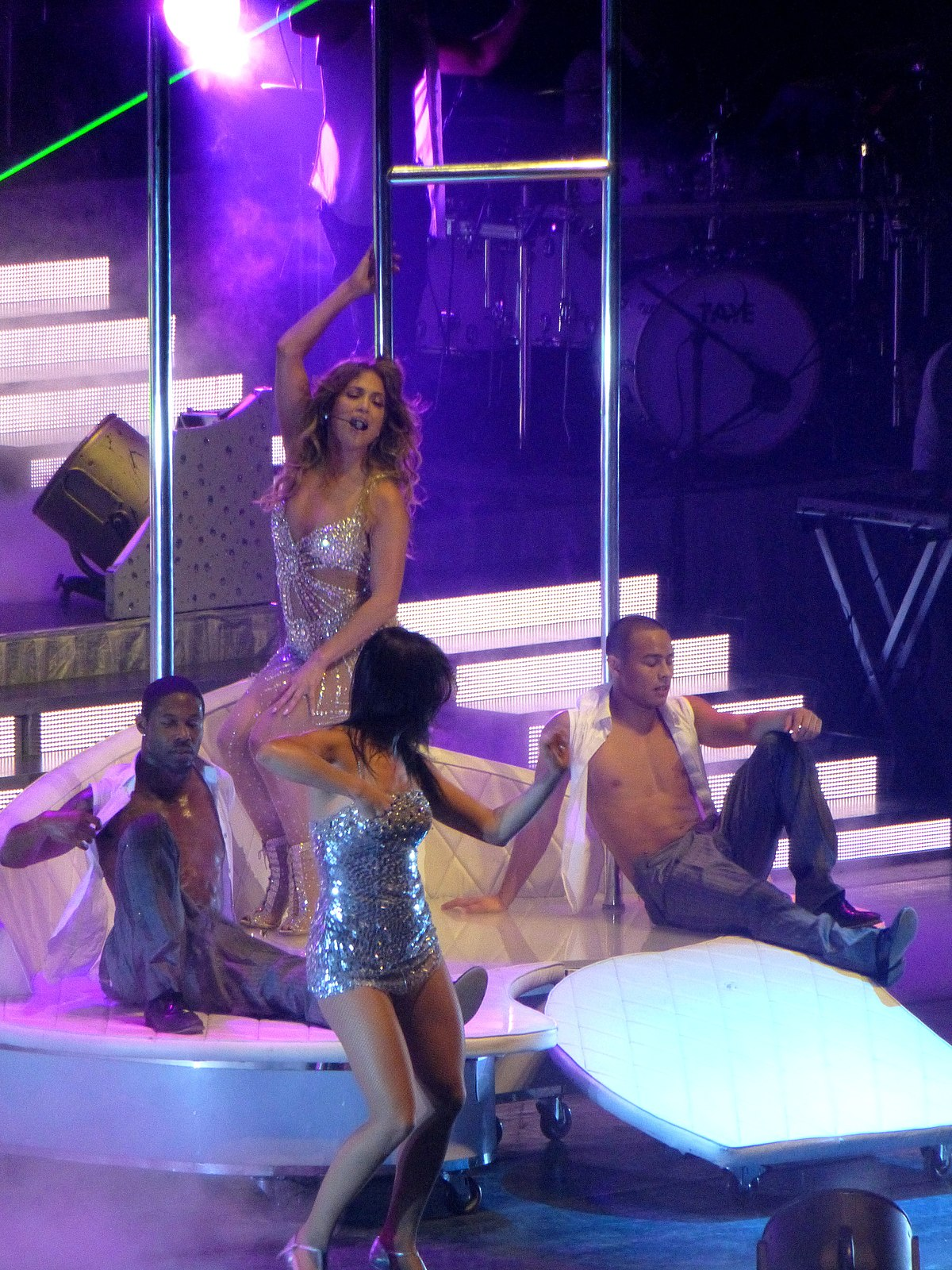 dance again world tour � wikipedia