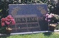 Jack Lemmon headstone.jpg