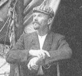 Alphonse Jacques de Dixmude - Alphonse Jacques in the Congo 1903.