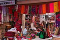 Jaipur-Tripolia Bazar-Bedspread shop-20131017.jpg