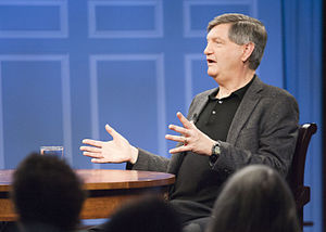 James Risen - Pay Any Price: Greed, Power, and Endless War at the Miller Center in Charlottesville, Virginia.