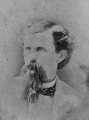 James Tufts - James Tufts, Secretary and Governor of Montana Territory