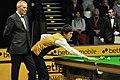 Jan Verhaas and Thepchaiya Un-Nooh at Snooker German Masters (DerHexer) 2013-01-30 01.jpg