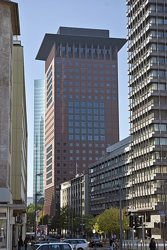 Japan Center (Frankfurt) - Image: Japan Center Ffm
