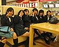 Japanese High School Students From Fukushima.jpg