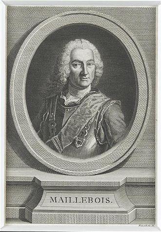 Jean-Baptiste François des Marets, marquis de Maillebois - Jean-Baptiste Francois des Marets, marquis de Maillebois