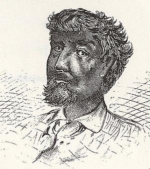 Haitian Americans - Image: Jean Baptiste Point du Sable Andreas 1884