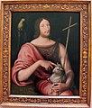 Jean clouet, ritratto di francesco I di francia come s. giovanni battista, 1520 ca. 01.JPG