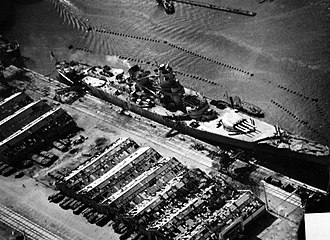 French battleship Jean Bart (1940) - Image: Jeanbart