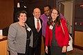 Jeanine D'Armiento, Ronald J. Bartek, Chris Griffin, Michelle Snyder at NCATS Patient Toolkit Workshop 2017.jpg