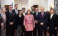 Jefa de Estado recibe a periodistas y columnistas, formadores de opinión, de medios de comunicación de Perú (15216836833).jpg