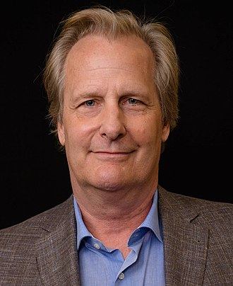 Jeff Daniels - Daniels at the Montclair Film Festival, May 2018