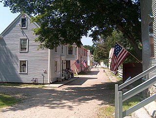 Strawbery Banke non-profit organisation in the USA