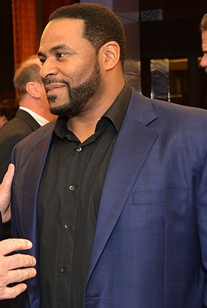 Jerome Bettis - Bettis in February 2016