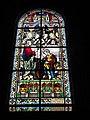 Jeumont (Nord, Fr) Église St.Martin, vitrail 02 Les noces de Cana.JPG