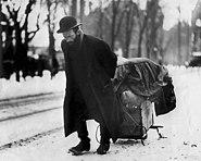 Jewish rag picker, Bloor Street West