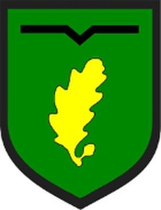 1st Airmobile Brigade (Bundeswehr) - Jägerregiment 1 formation sign