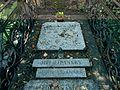 Jiří Karásek ze Lvovic-hrob, Hřbitov Malvazinky 26.jpg