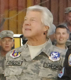 Jimmy Johnson (American football coach) 2009.jpg