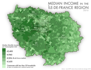 Jms idf median income 2010