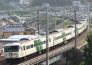 国鉄185系電車 - Wikipedia