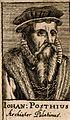 Joannes Posthius. Line engraving, 1688. Wellcome V0004761.jpg