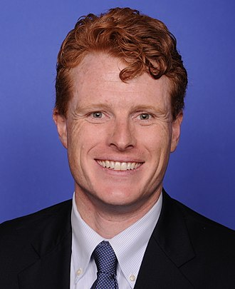 Massachusetts's congressional districts - Image: Joe Kennedy III, 115th official photo (cropped)