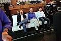 Joel Klein, Sebastion Thrun and Salman Khan (7973900364).jpg