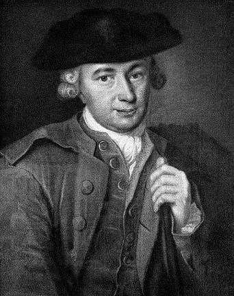 Johann Georg Hamann (1730–1788)