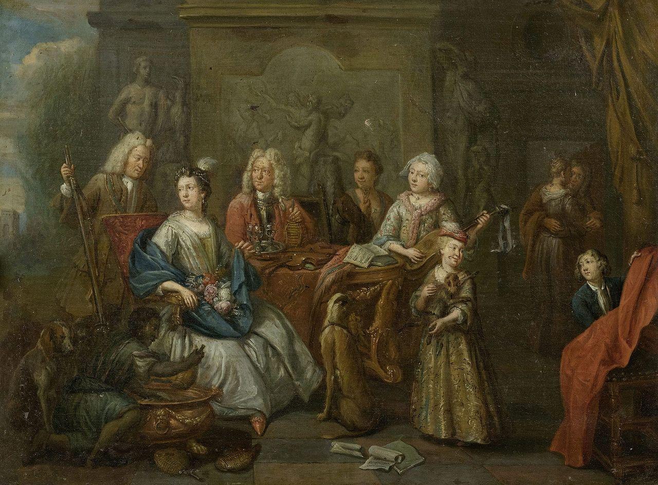 Johann Georg Platzer (Umkreis) - Familiendarstellungen 01.jpg
