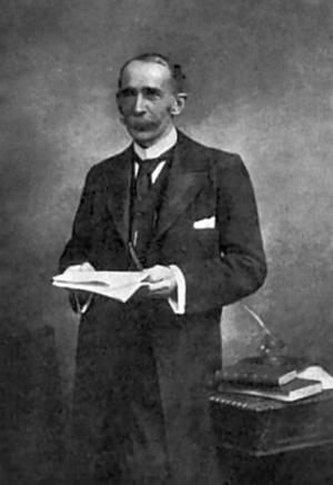 John Ambrose Fleming - John Ambrose Fleming (1906)