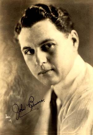 John Bowers (actor) - Publicity photo of Bowers (1921)