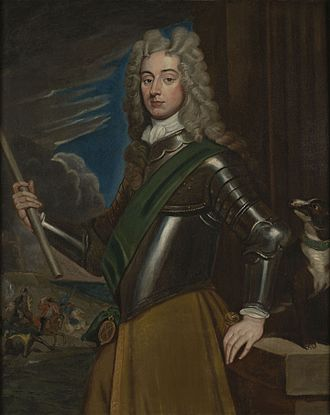 Commander-in-Chief of the Forces - Image: John Dalrymple 2nd Earl of Stair (1673 1747) General and Diplomat