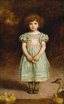 John Everett Millais - Ducklings - Google Art Project.jpg
