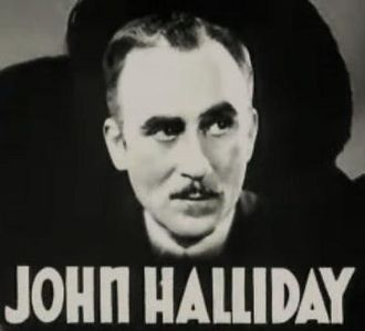 John Halliday (actor) - Halliday in the trailer for Registered Nurse (1934)