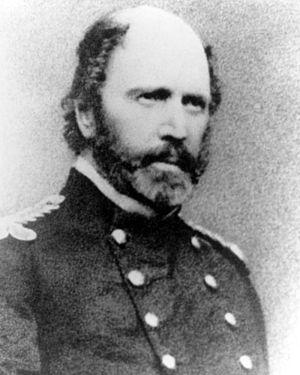 John Harris (USMC) - 6th Commandant of the Marine Corps (1856–1864)