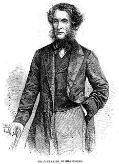 John Laird (shipbuilder) British politician