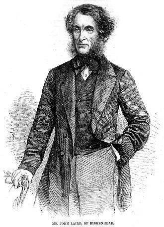 John Laird (shipbuilder) - John Laird