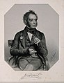 John Obadiah Westwood. Lithograph by T. H. Maguire, 1851. Wellcome V0006256.jpg