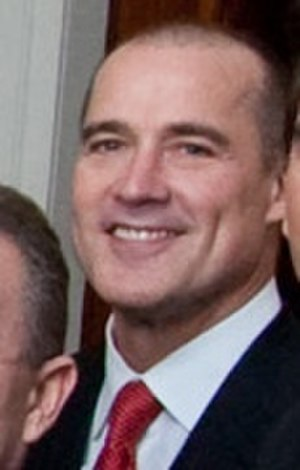 John Paxson - Paxson at the White House in 2009.