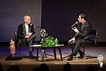 John Waters and John Travolta - 2012 (26653839227).jpg