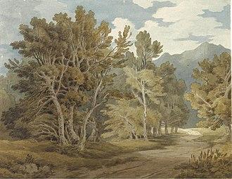 John White Abbott - Image: John White Abbott Gowbarrow Park, Ullswater, Cumbria