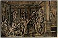 John the Baptist receiving his first bath, Elizabeth is reco Wellcome V0014997.jpg