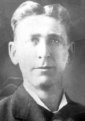 John W. Brown (labor leader) - Image: John w brown circa 1900