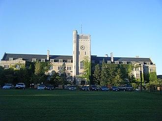 Johnston Hall (University of Guelph) - Image: Johnston Hall, University of Guelph