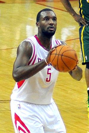 Jordan Hamilton - Hamilton with the Rockets in 2014