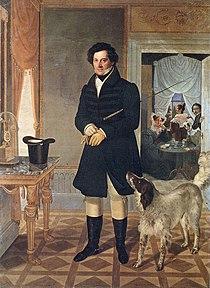 Jordan W. Karl Friedrich Franquet (1783-1851) Braunschweig 1832.jpg