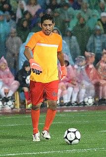 Jorge Campos Mexican footballer