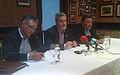 José Luis Raposo, Severino Rodríguez, Primitivo Iglesias 2013.jpg