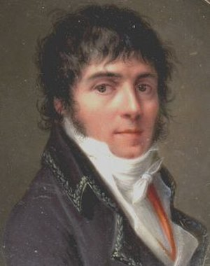 Joseph Chinard - Joseph Chinard, miniature by Jean François Soiron